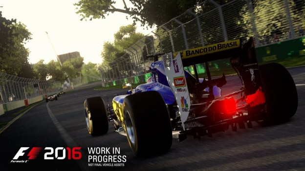 F1 2016 Screenshot #6 for PS4