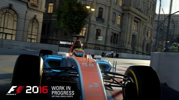 F1 2016 Screenshot #8 for PS4