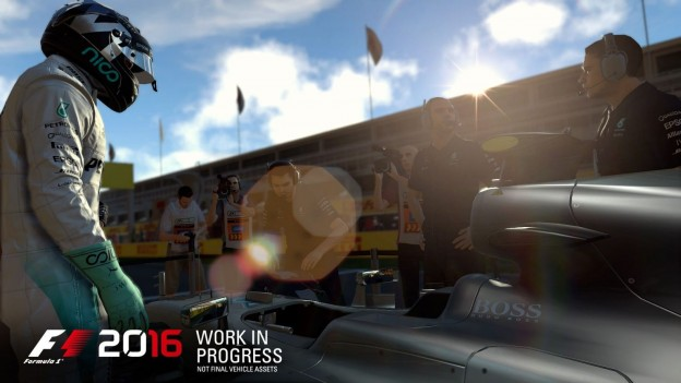 F1 2016 Screenshot #9 for PS4