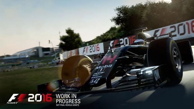 F1 2016 Screenshot #3 for Xbox One
