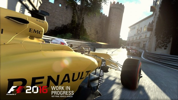 F1 2016 Screenshot #5 for Xbox One