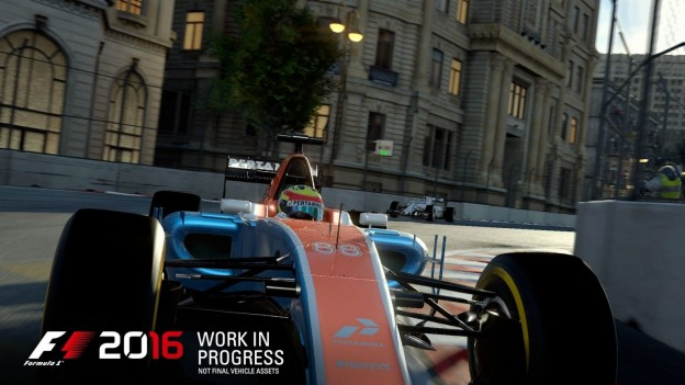 F1 2016 Screenshot #8 for PC
