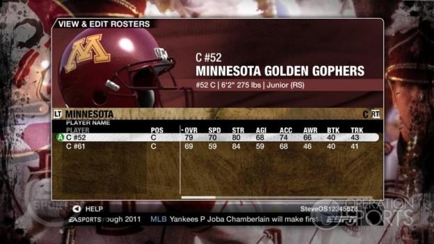 NCAA Football 09 Screenshot #1118 for Xbox 360