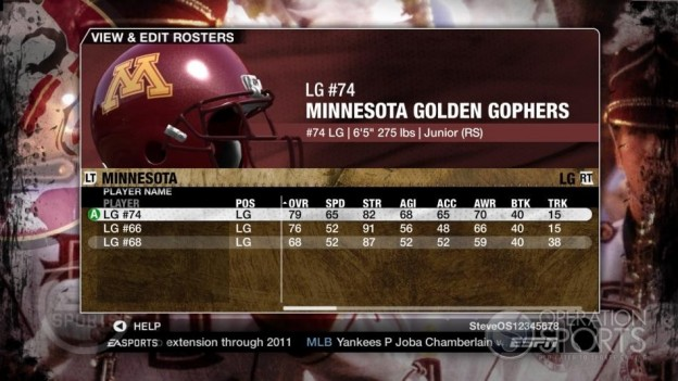 NCAA Football 09 Screenshot #1119 for Xbox 360