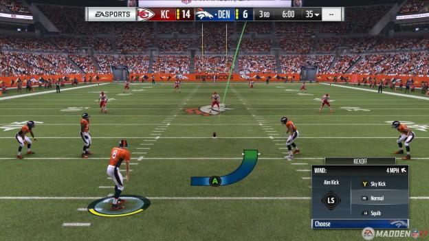 Madden NFL 17 Screenshot #53 for Xbox One