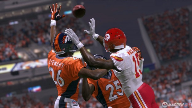 Madden NFL 17 Screenshot #57 for Xbox One