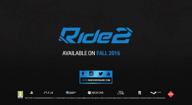 RIDE 2 Screenshot #1 for PS4