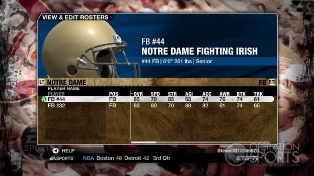 NCAA Football 09 Screenshot #1123 for Xbox 360
