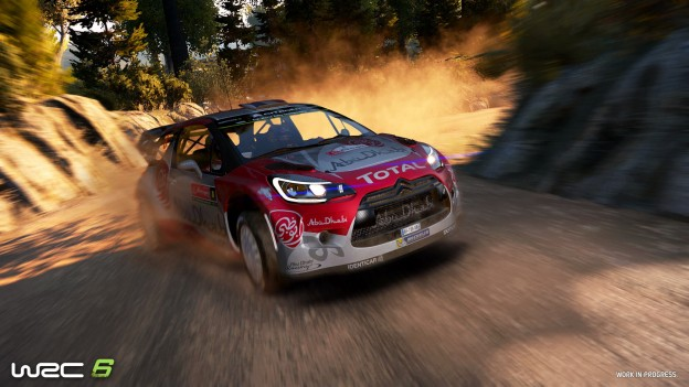 WRC 6 Screenshot #3 for PS4
