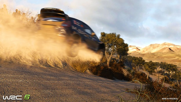 WRC 6 Screenshot #4 for PS4