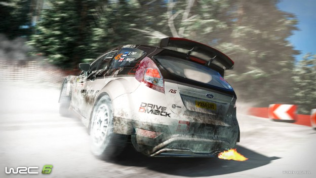 WRC 6 Screenshot #5 for PS4