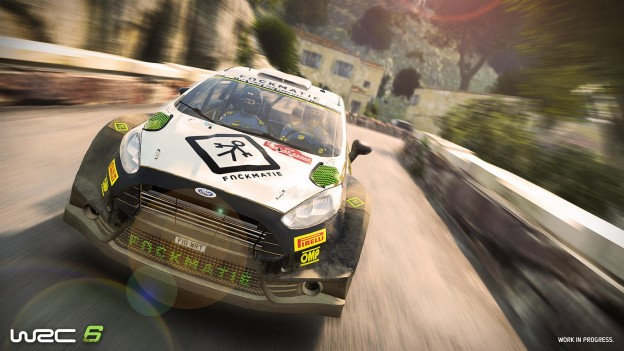 WRC 6 Screenshot #6 for PS4