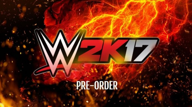 WWE 2K17 Screenshot #1 for PS4