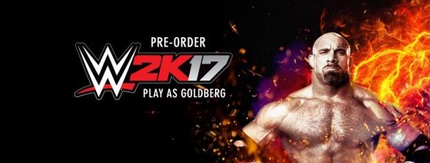 WWE 2K17 Screenshot #2 for PS4