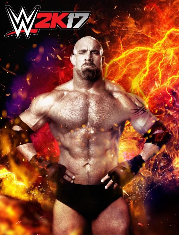 WWE 2K17 Screenshot #4 for PS4