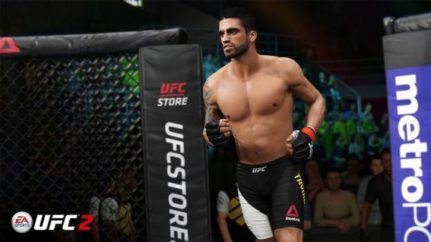 EA Sports UFC 2 Screenshot #99 for PS4