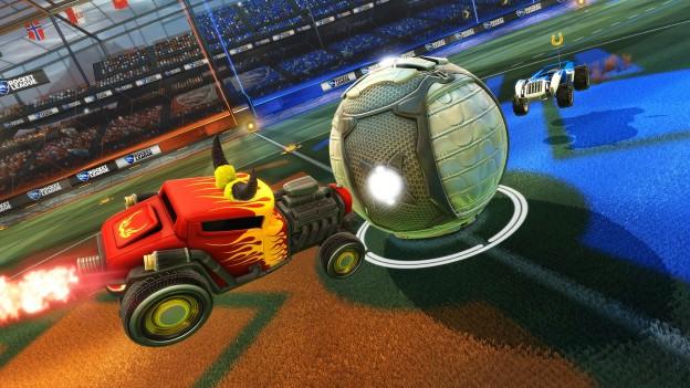 Rocket League Screenshot #64 for PS4