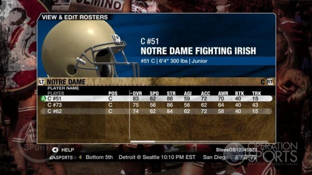 NCAA Football 09 Screenshot #1127 for Xbox 360