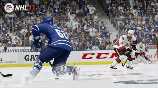 NHL 17 Screenshot #1 for Xbox One