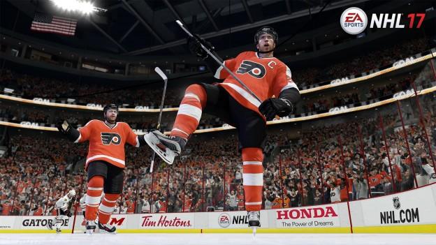 NHL 17 Screenshot #11 for Xbox One