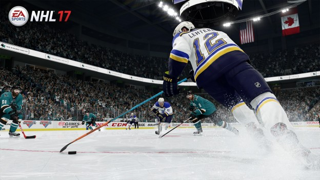 NHL 17 Screenshot #12 for Xbox One