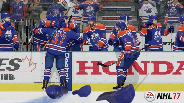 NHL 17 Screenshot #13 for Xbox One