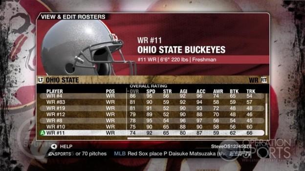 NCAA Football 09 Screenshot #1132 for Xbox 360
