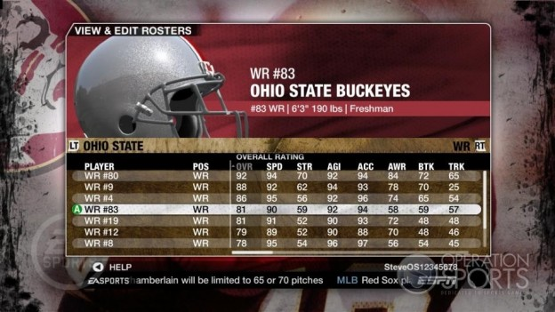 NCAA Football 09 Screenshot #1133 for Xbox 360