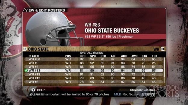 NCAA Football 09 Screenshot #1133 for Xbox 360