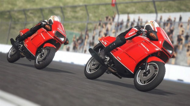 DUCATI - 90th Anniversary Screenshot #2 for PS4