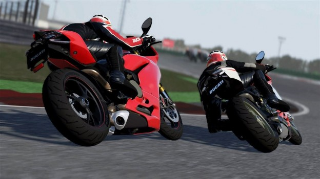 DUCATI - 90th Anniversary Screenshot #4 for PS4