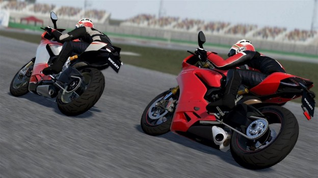 DUCATI - 90th Anniversary Screenshot #7 for PS4