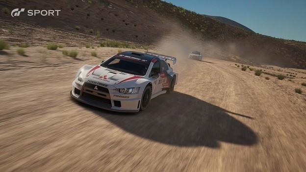 Gran Turismo Sport Screenshot #16 for PS4