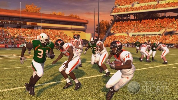 NCAA Football 09 Screenshot #1137 for Xbox 360
