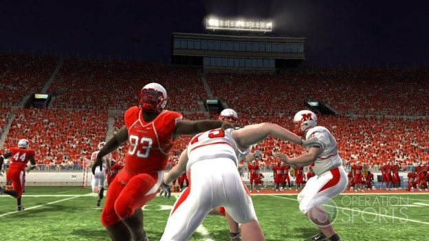 NCAA Football 09 Screenshot #1140 for Xbox 360