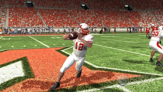 NCAA Football 09 Screenshot #1141 for Xbox 360