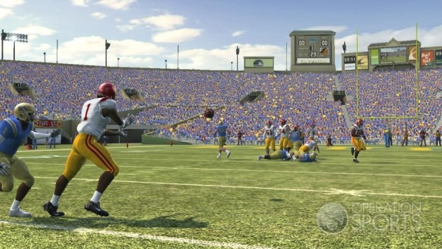 NCAA Football 09 Screenshot #1143 for Xbox 360