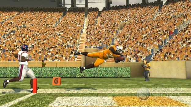NCAA Football 09 Screenshot #1146 for Xbox 360