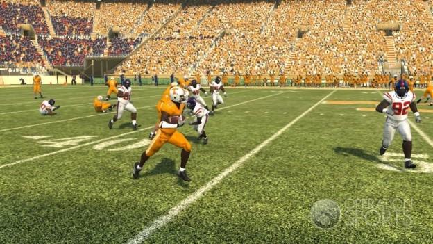 NCAA Football 09 Screenshot #1147 for Xbox 360