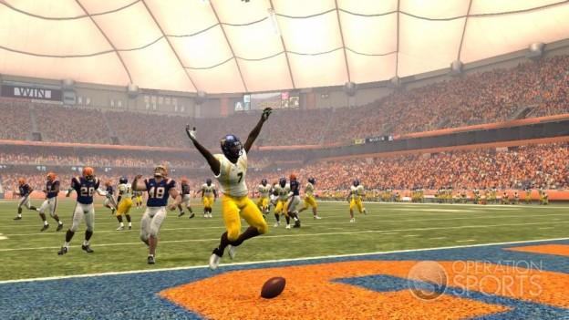 NCAA Football 09 Screenshot #1148 for Xbox 360