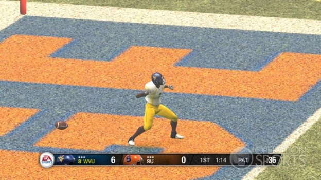 NCAA Football 09 Screenshot #1149 for Xbox 360