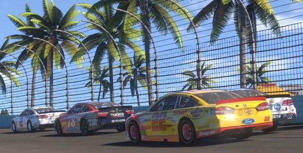 NASCAR Heat Evolution Screenshot #2 for PS4