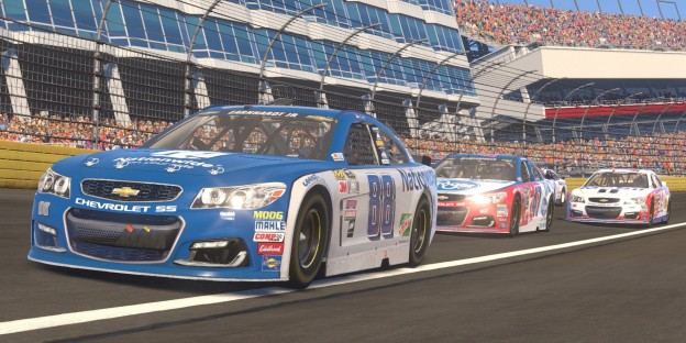 NASCAR Heat Evolution Screenshot #3 for PS4