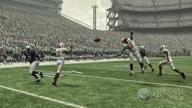 NCAA Football 09 Screenshot #1152 for Xbox 360