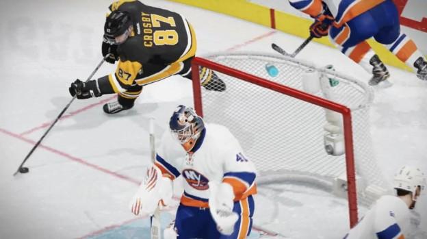 NHL 17 Screenshot #54 for PS4