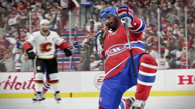 NHL 17 Screenshot #56 for PS4