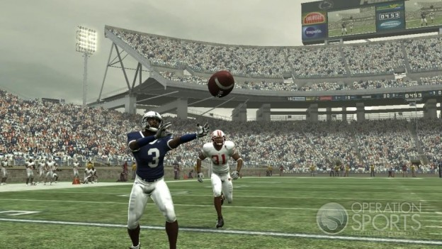 NCAA Football 09 Screenshot #1153 for Xbox 360