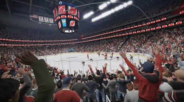 NHL 17 Screenshot #20 for Xbox One