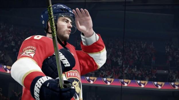 NHL 17 Screenshot #22 for Xbox One