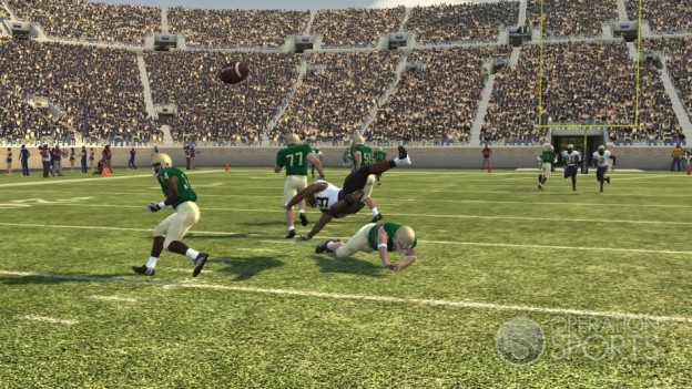 NCAA Football 09 Screenshot #1154 for Xbox 360